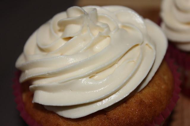 crème au beurre au chocolat blanc