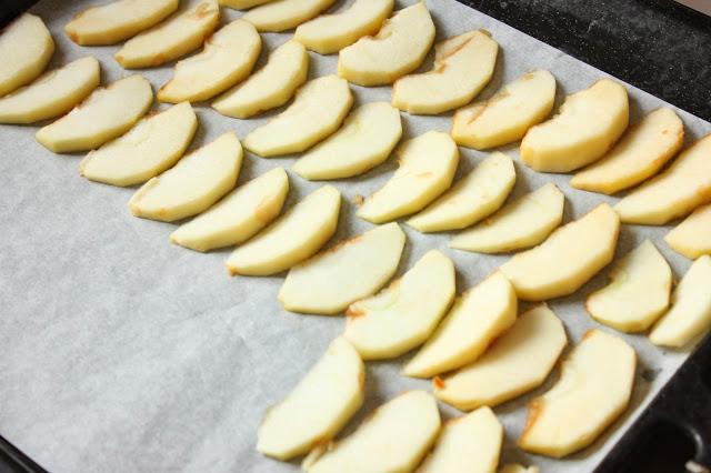Pommes cuites au four