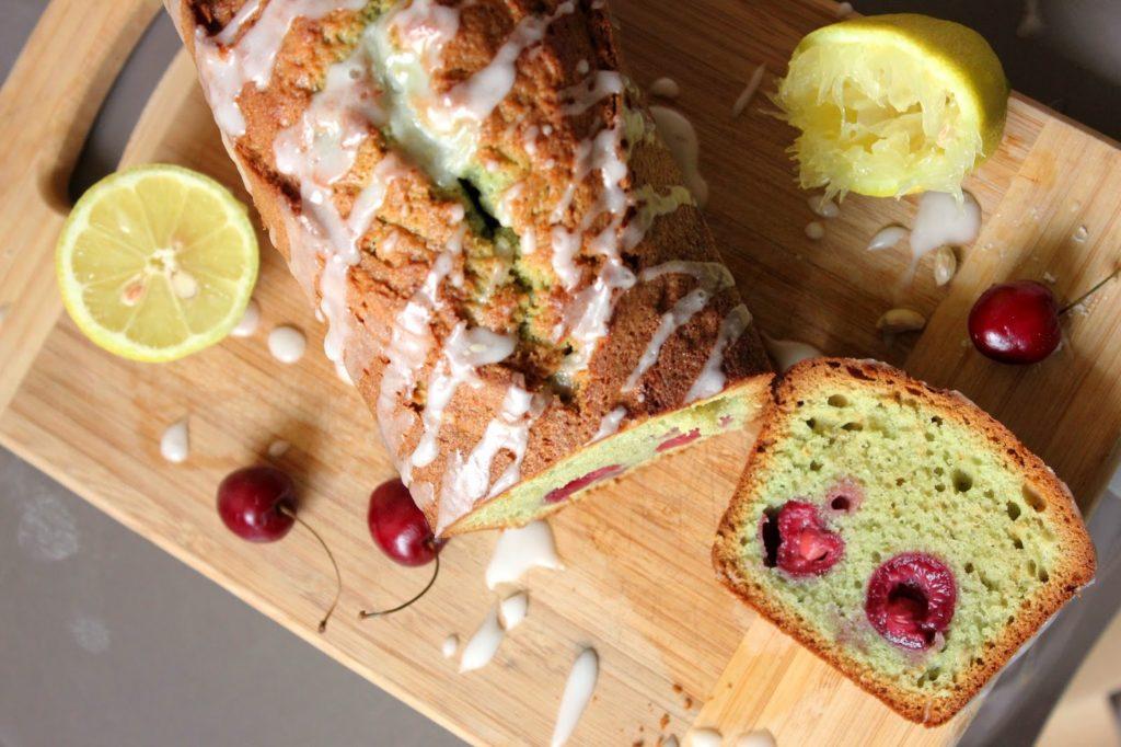 Recette de cake moelleux pistache