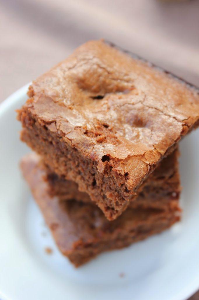 Recette de brownie fondant