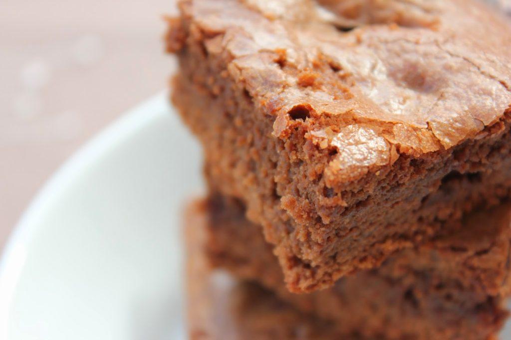 Recette de brownie traditionnel américain