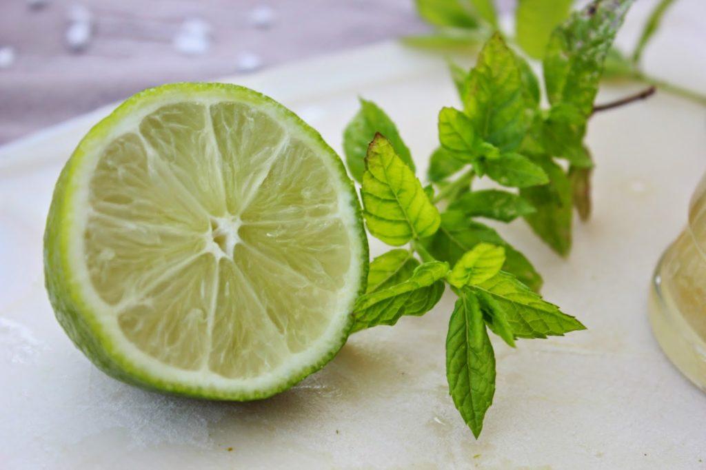 Mojito au citron vert