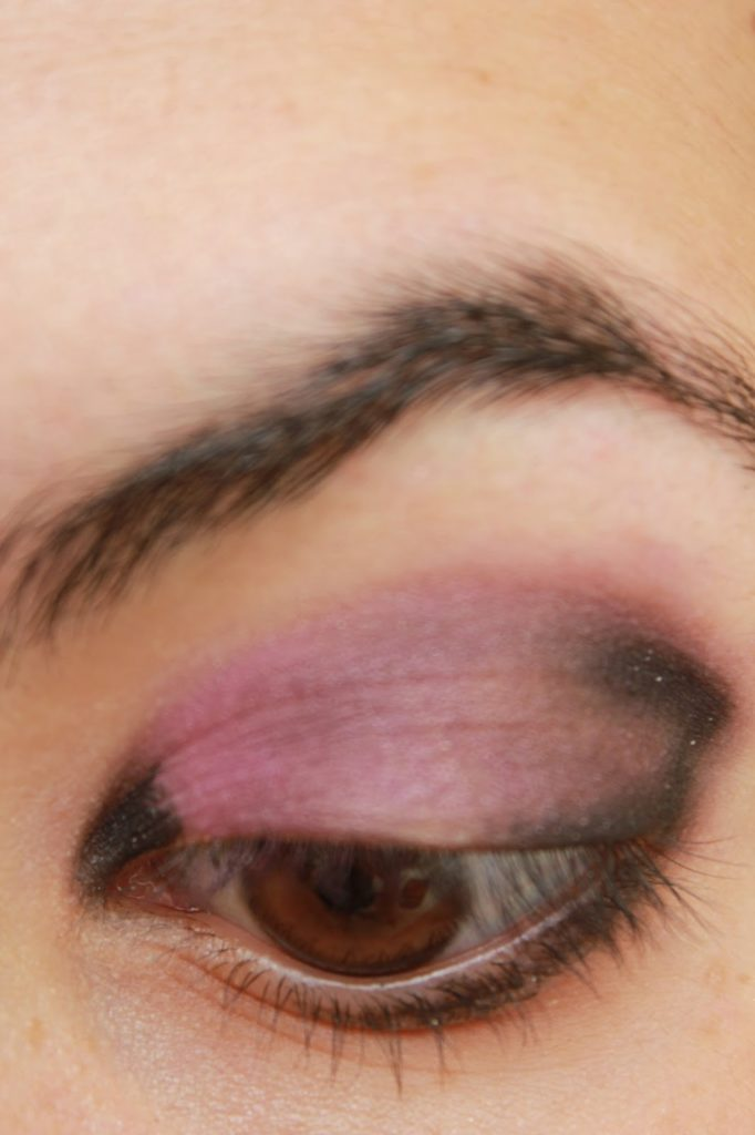 tutoriel smokey eye