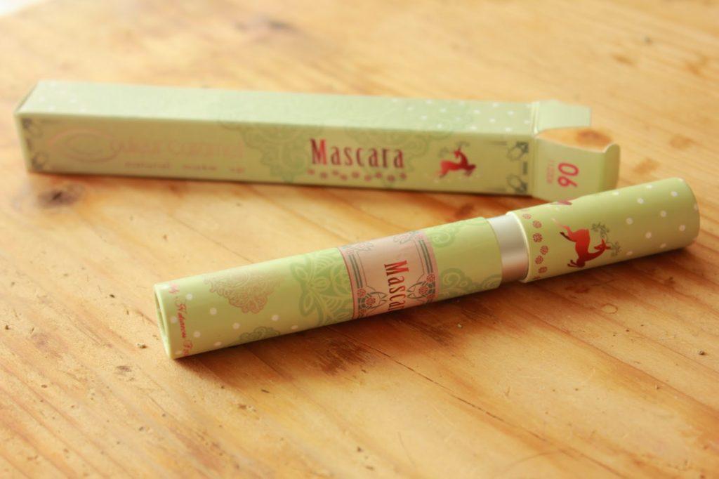 Packaging masacara couleur caramel édition limitée