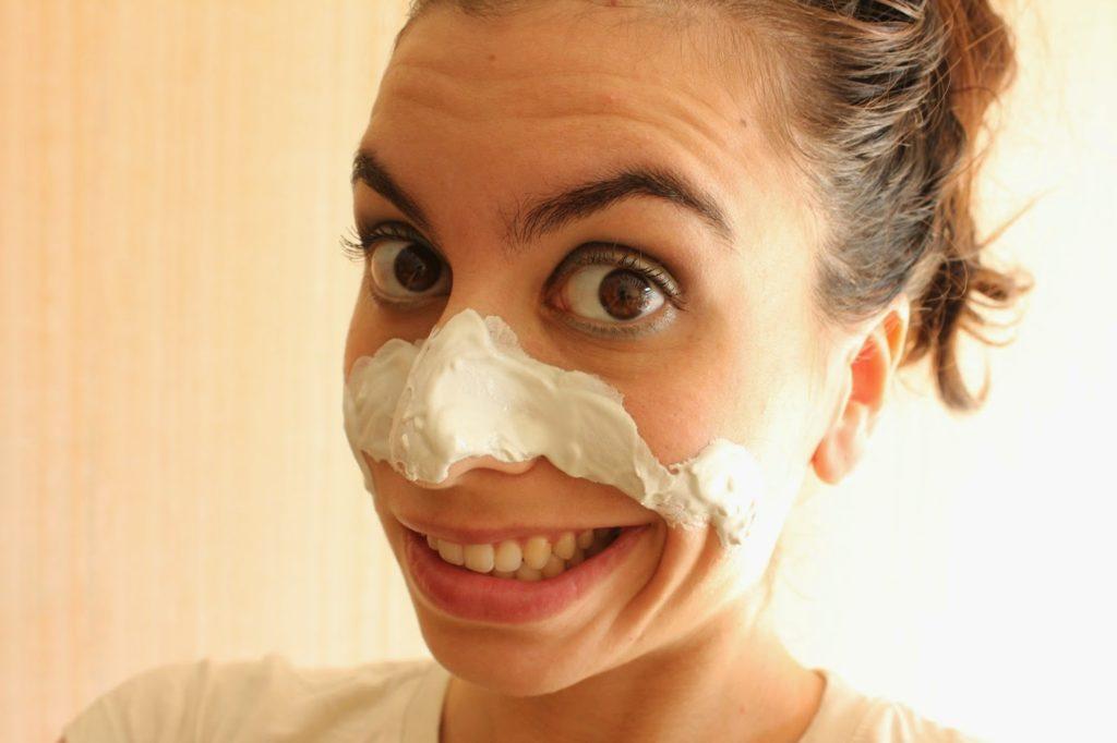DIY masque visage
