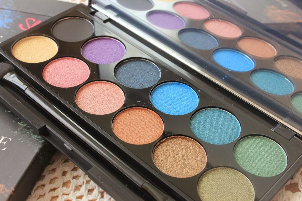 Original de sleek palette neuve