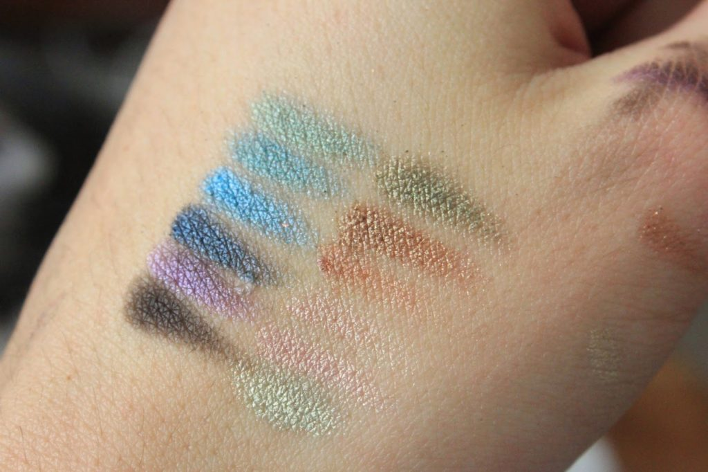 swatch palette original de sleek