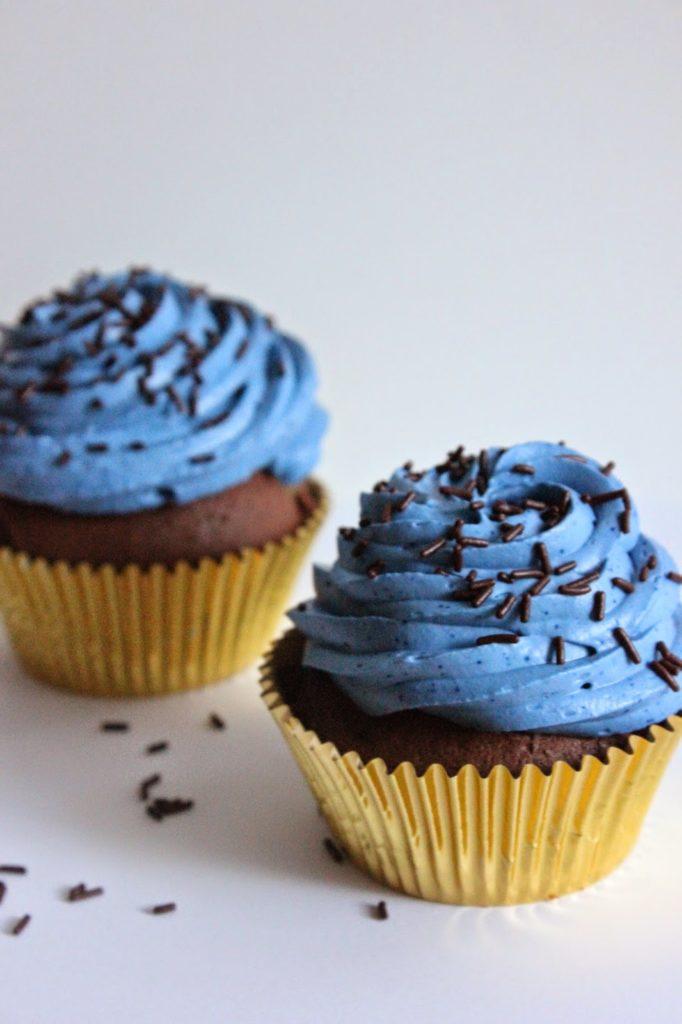 Glaçage cupcakes sans beurre