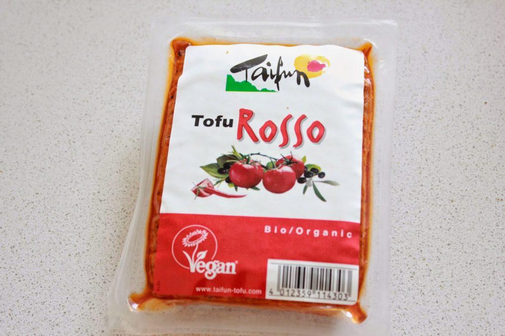 Bloc de tofu rosso taifun