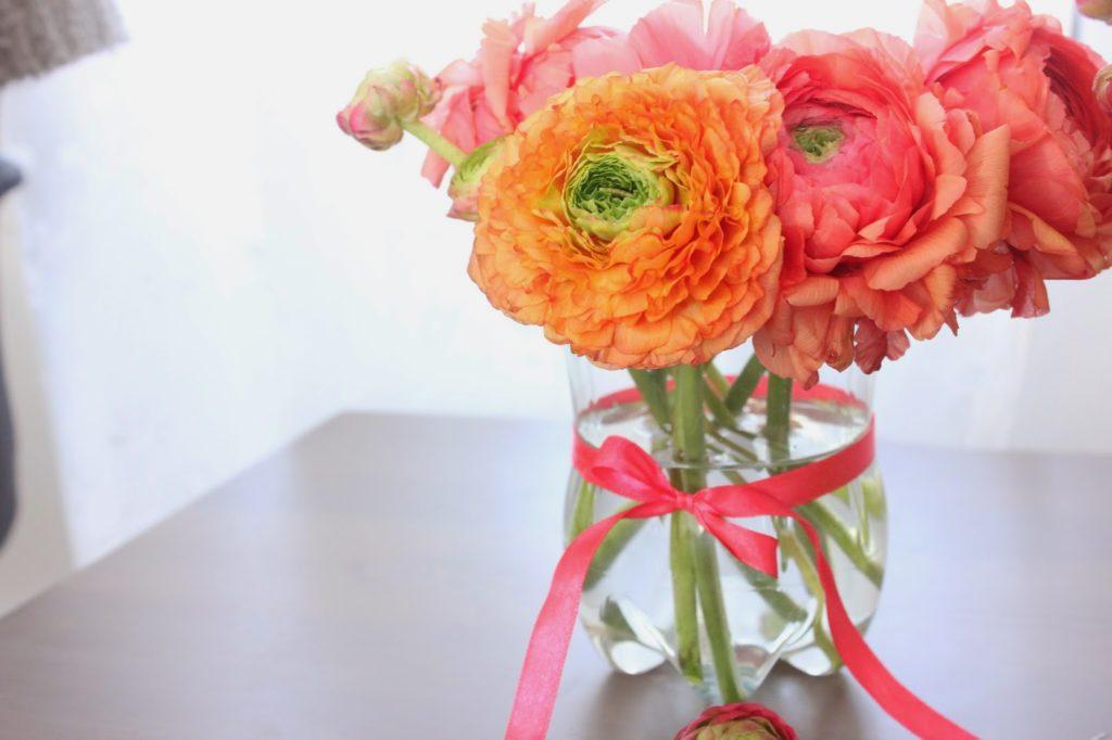 Upcycling vase pour fleurs