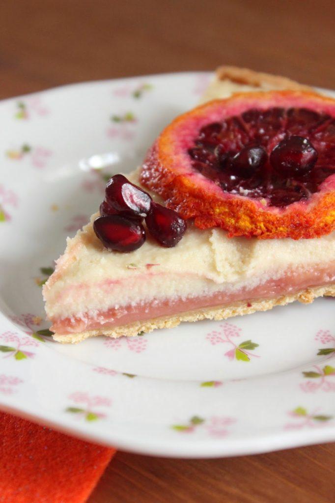 Recette de tarte façon cheesecake
