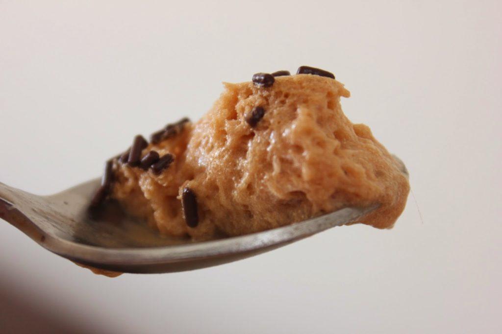Mousse très légère au chocolat