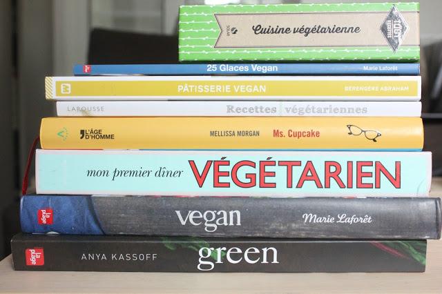 Livres pour débuter dans le végétarisme