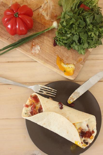 Recette de tacos sans viande pour végétarien