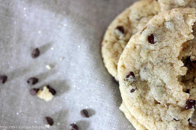 pâte à cookies vegan