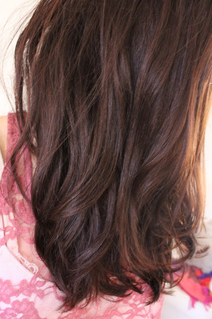 Cheveux produits naturels