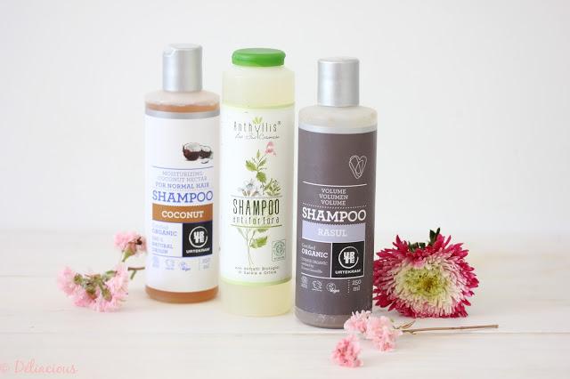 Avantage des shampoings bio