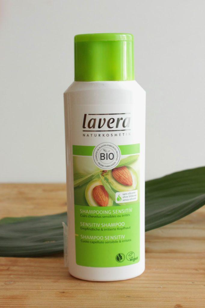 shampoing lavera cheveux sensibles