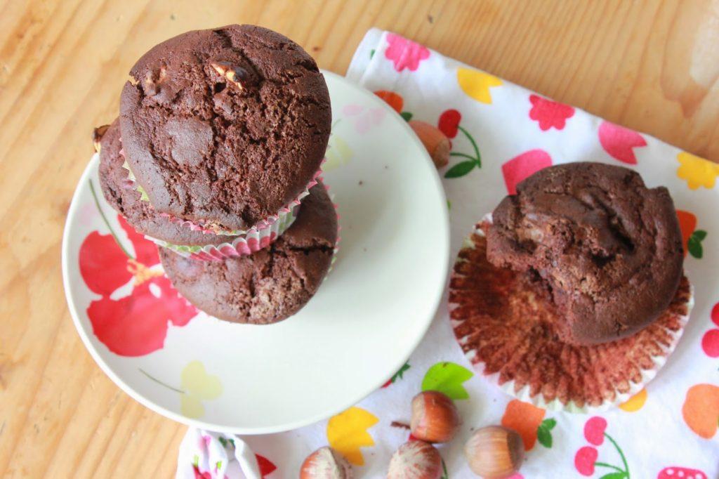 Recette de muffins sans gluten au chocolat