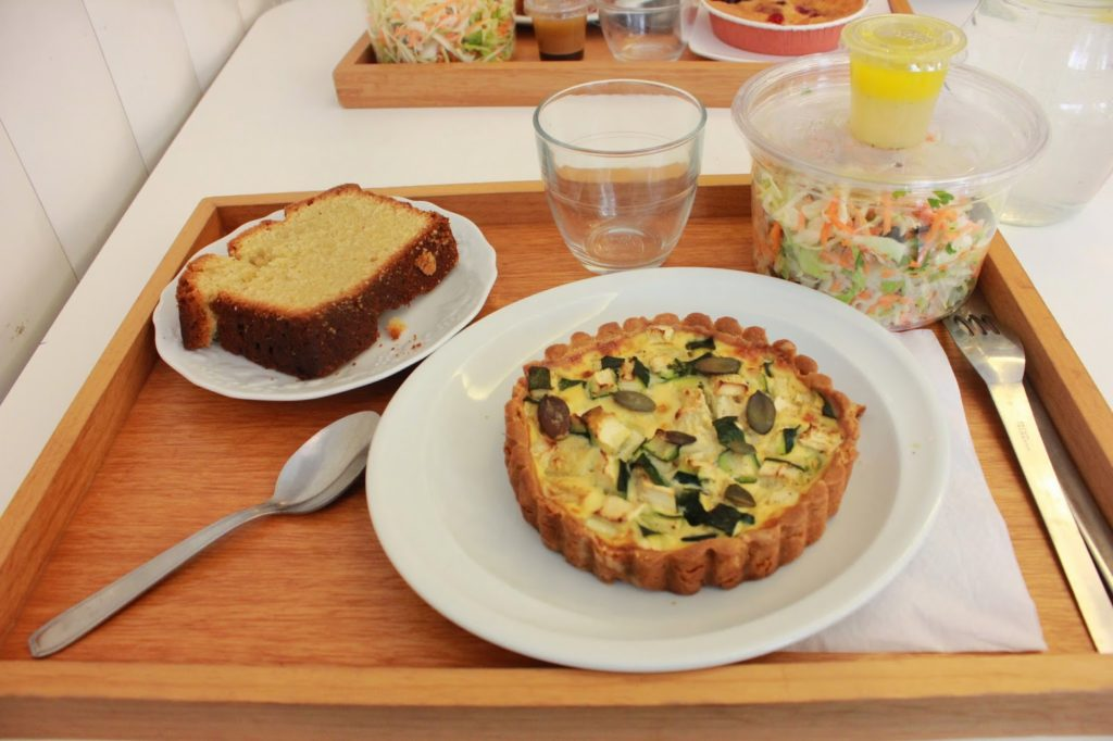 Quiche fée nature