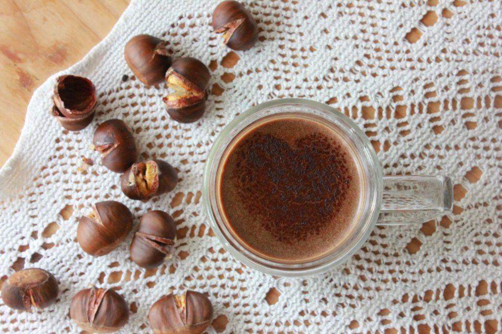 Recette de chocolat chaud vegan