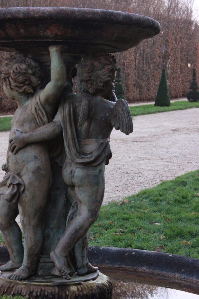Statues à Versailles
