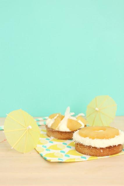 Tarte à l'ananas facile