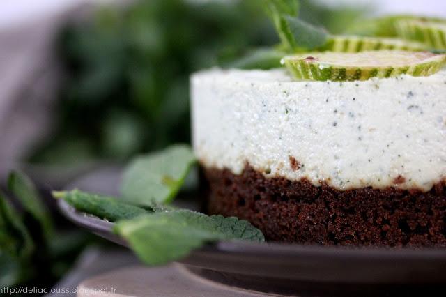 Appareil à cheesecake noix de cajou cru