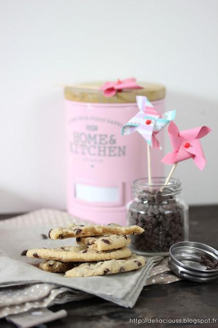Cookies vegan margarine