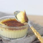 Recette de crème brûlée vanille