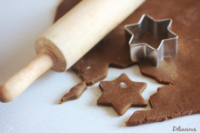 Comment faire des biscuits de noël?