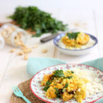 Recette de curry de courge butternut