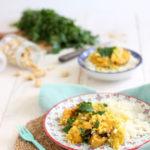 Recette de curry de courge butternut