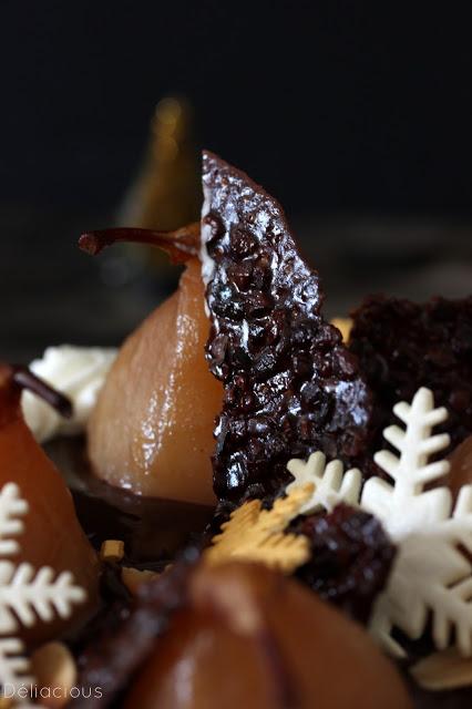 Recette de tuiles au grué de cacao