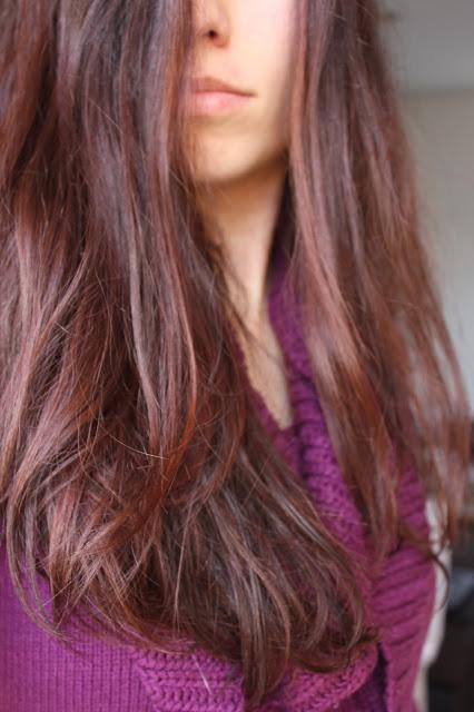 le henné en soin du cheveu