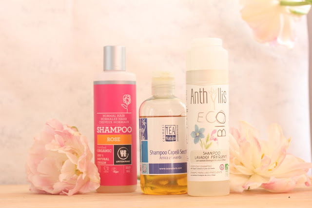 Shampoings sans sulfate