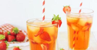Recette de thé glacé maison