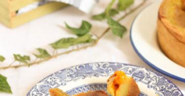 Flan aux abricots sans lait ni beurre