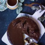 Recette de tarte chocolat vegan facile