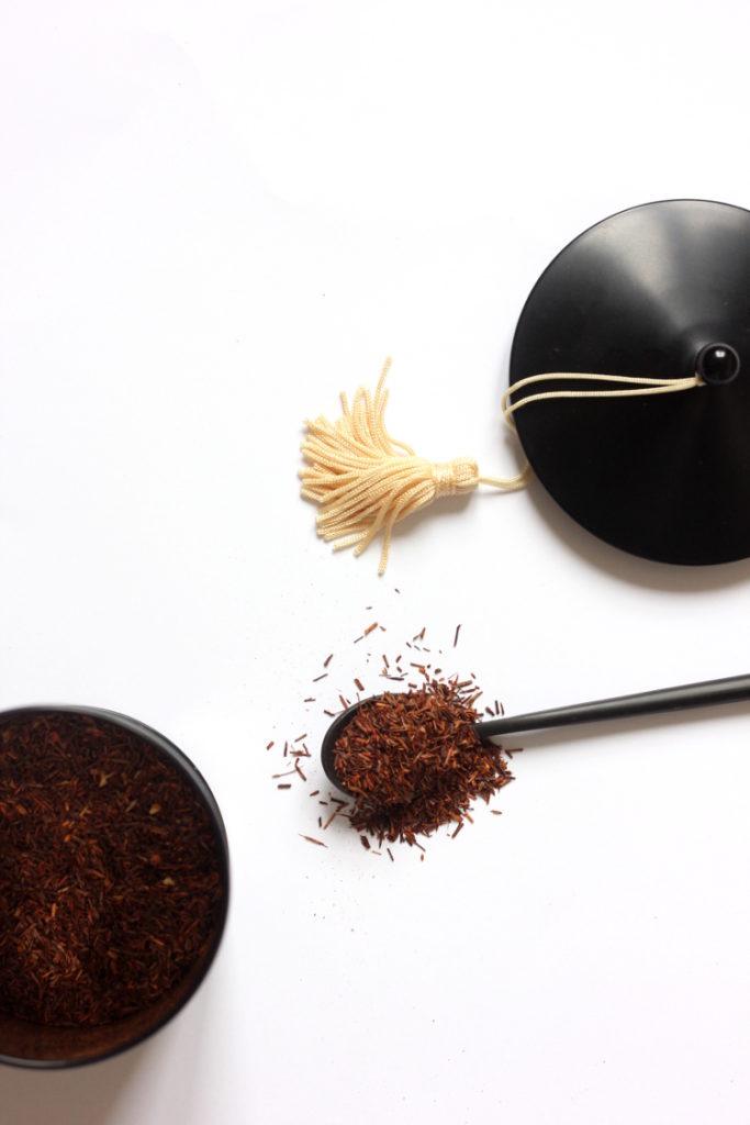 Rooibos amande et vanille des thés de la pagode en édition prestige