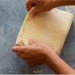 tour simple pour pâte feuilletée