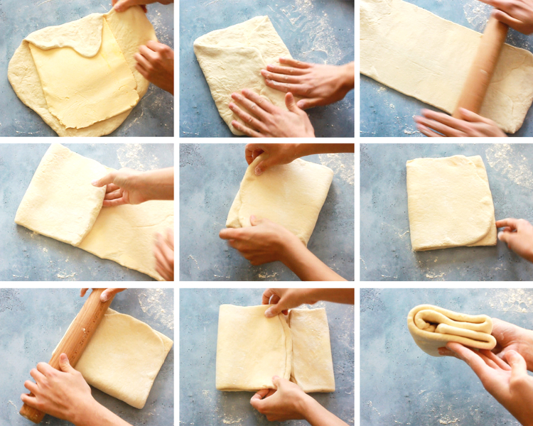 comment faire une pâte feuilletée vegan?