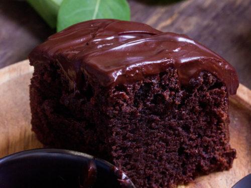 Gâteau Au Chocolat Vegan Facile Et Moelleux