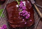 Gâteau au chocolat tout simple vegan