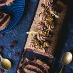 Biscuit roulé au chocolat vegan
