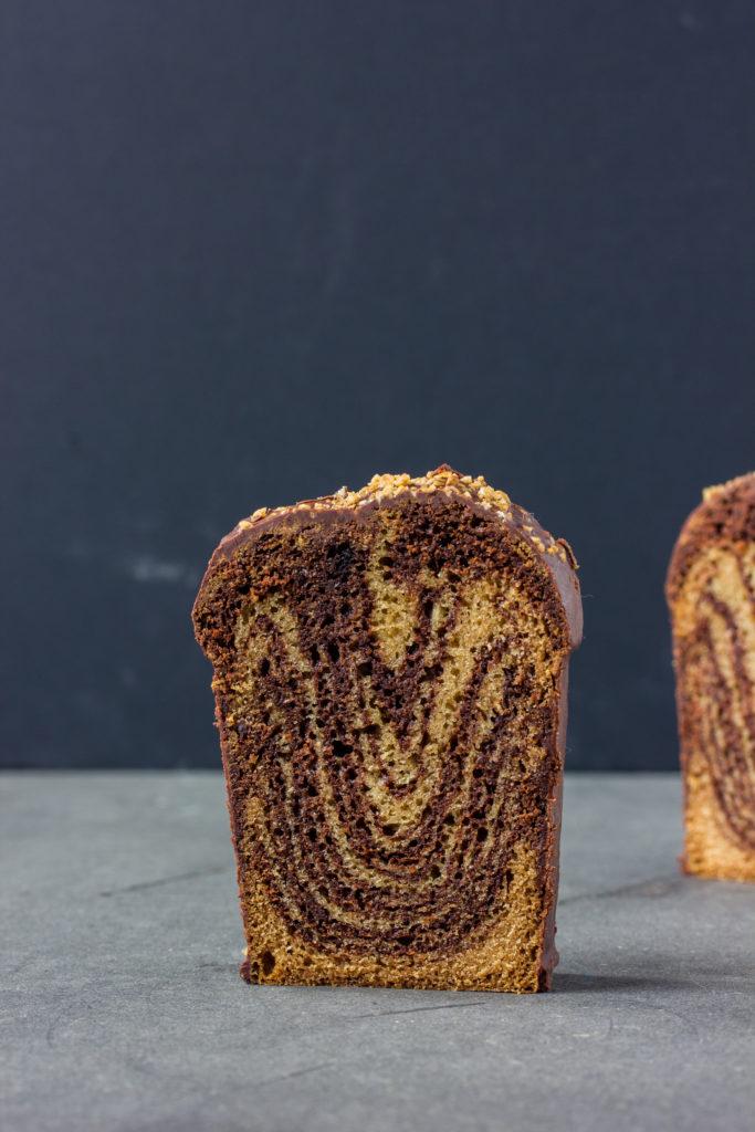 Cake marbré vg pâtisserie