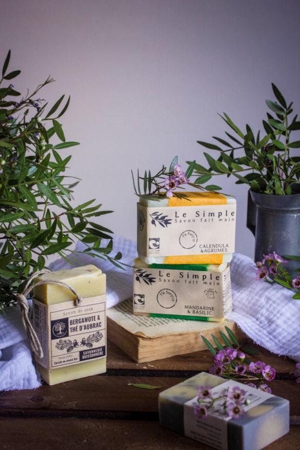 Boutique produits bio