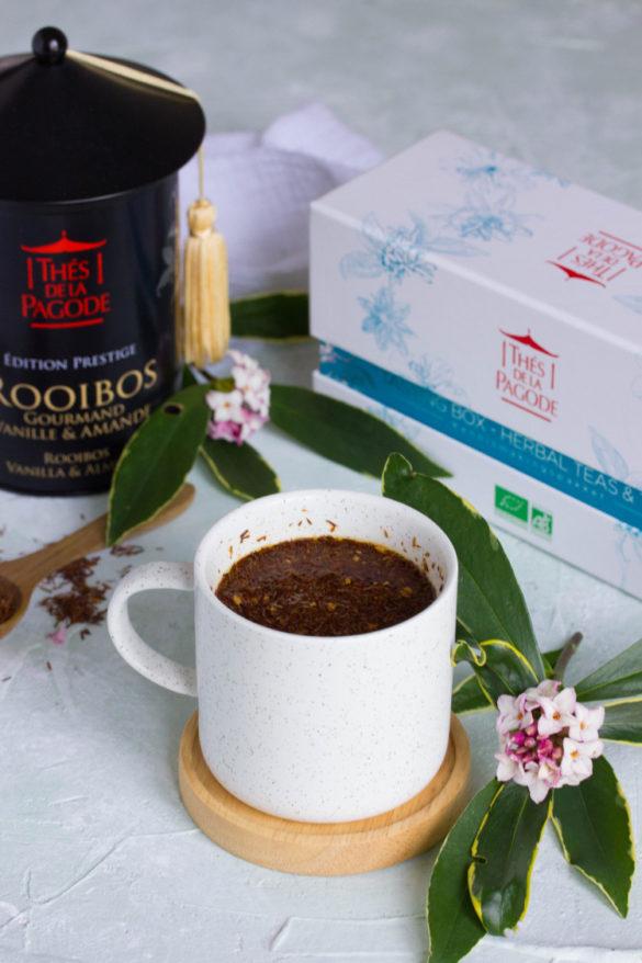 Coffrets thé de la pagode