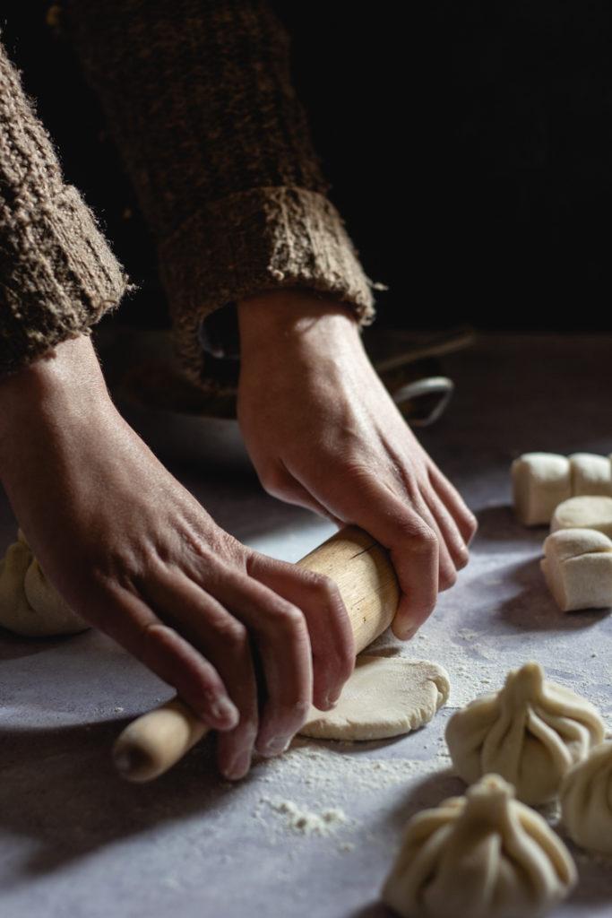 recette de la pâte à dumplings