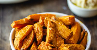 Comment cuire la patate douce au four?